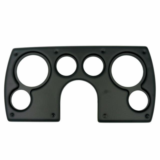 Direct Fit Gauge Panel Camaro 82-89 Black