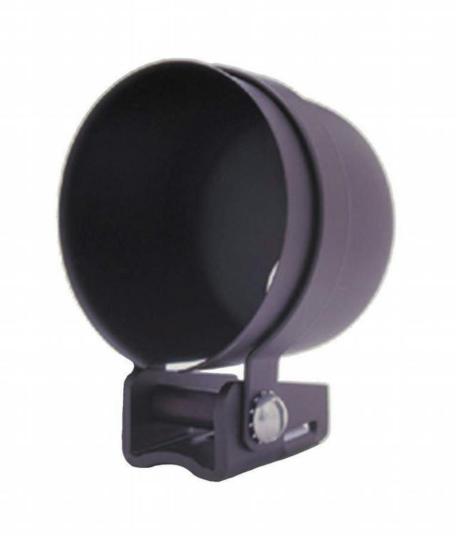 2-5/8 Black Mounting Cup Mechnical Gauges