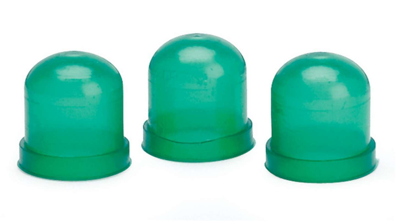 Green Light Bulb Boots