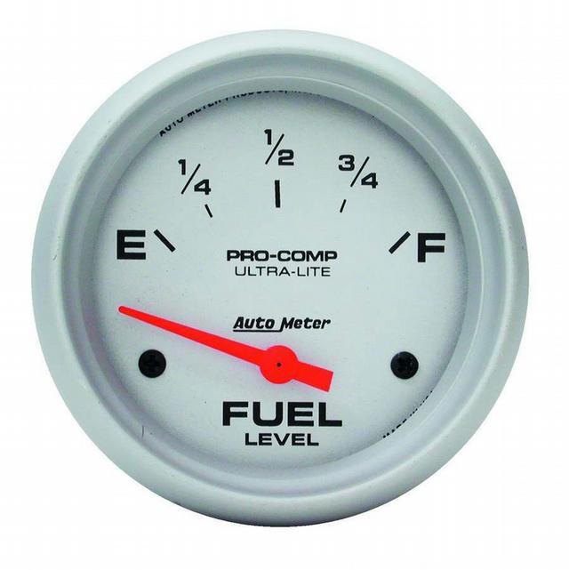 Ultra-Lite Fuel Level