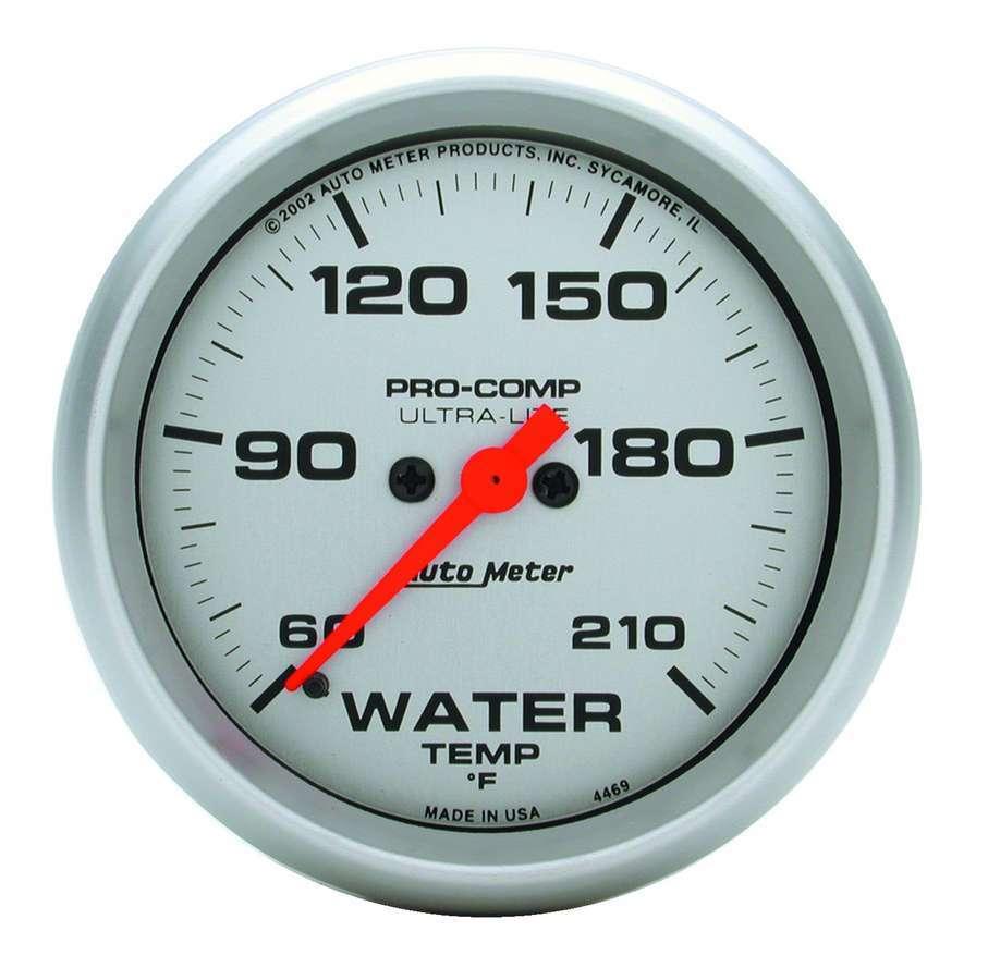 Ultra Lite 2-5/8in Water Temp 60-210 Electric