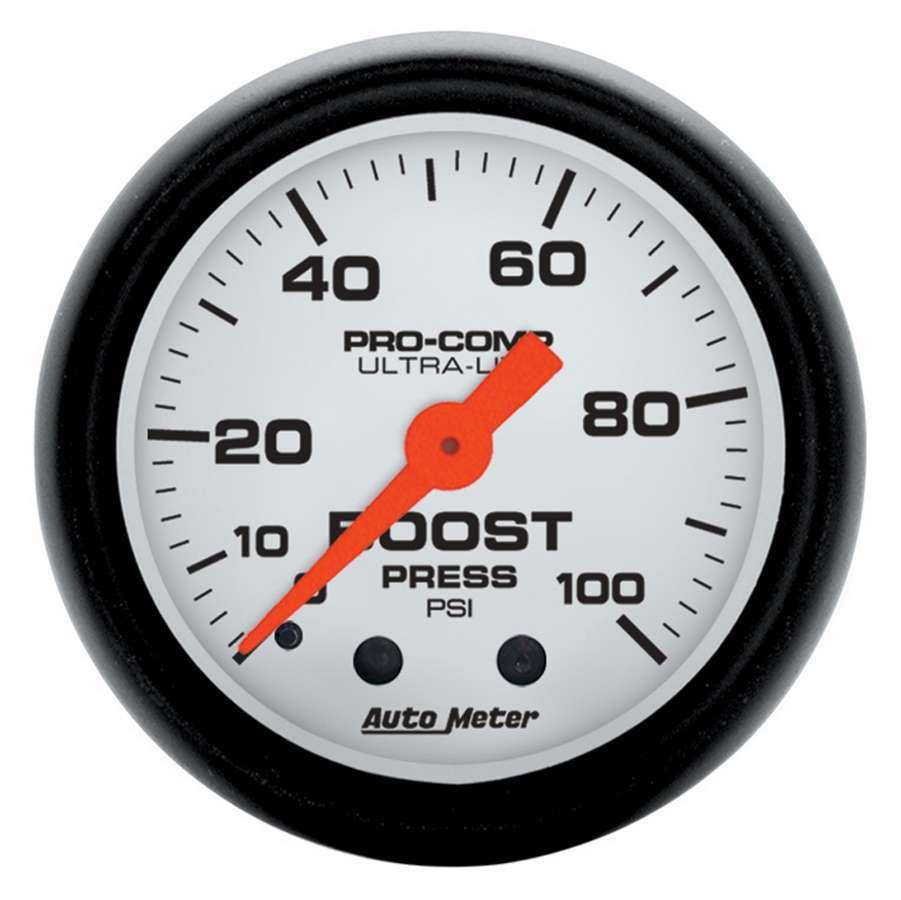 2-1/16in P/S Boost Gauge 0-100psi