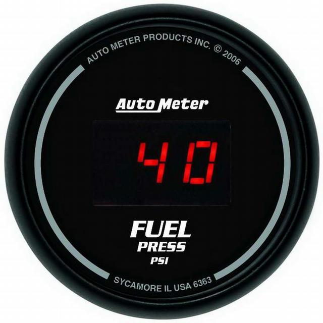 2-1/16in DG/B Fuel Pressure Gauge