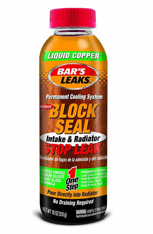 Bar's Leak Block Seal Intake & Rad Stop Leak