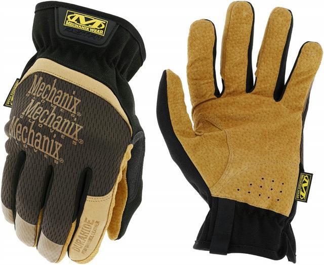 Glove FastFit Leather XX-Large Tan/Black
