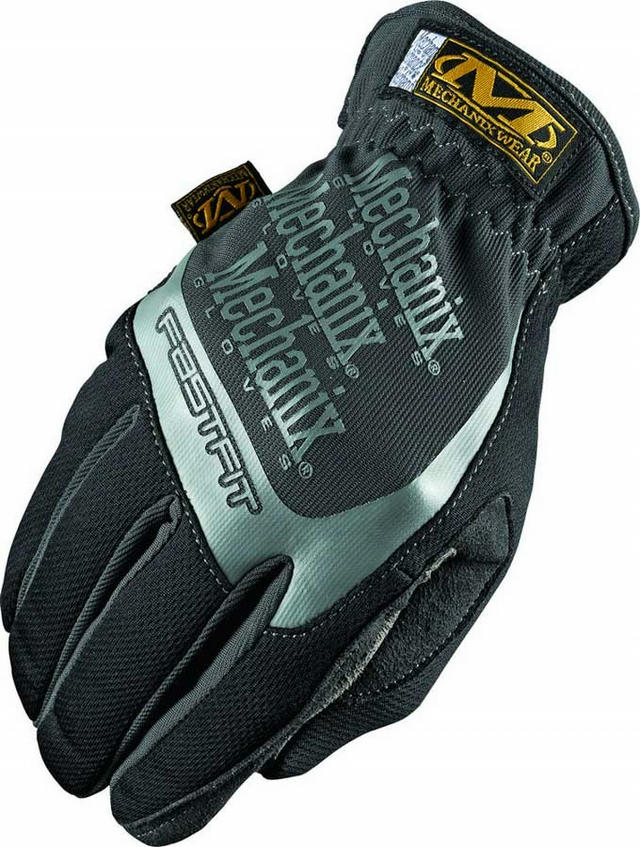 Fast Fit Gloves Black XX-Large