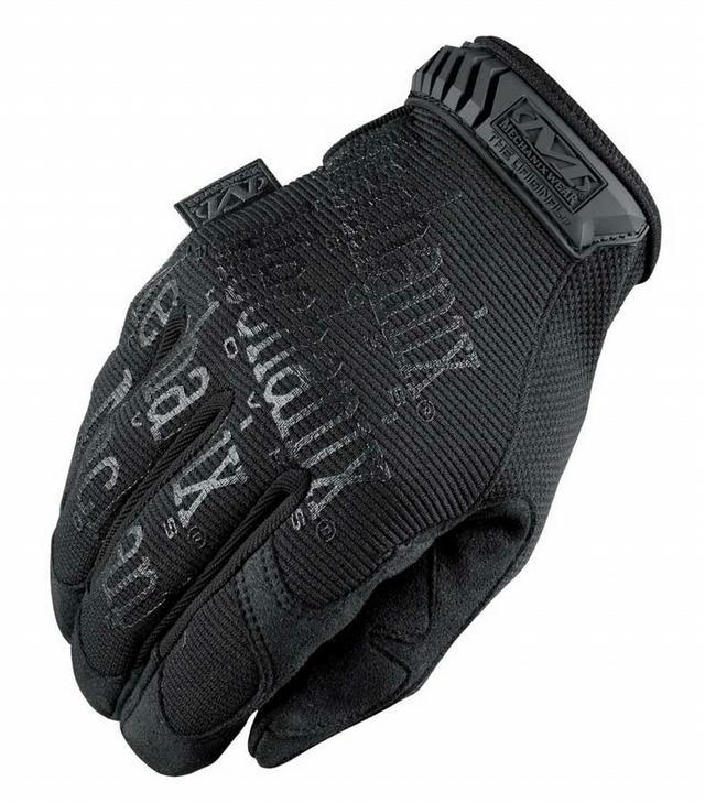 Mech Gloves Stealth Med