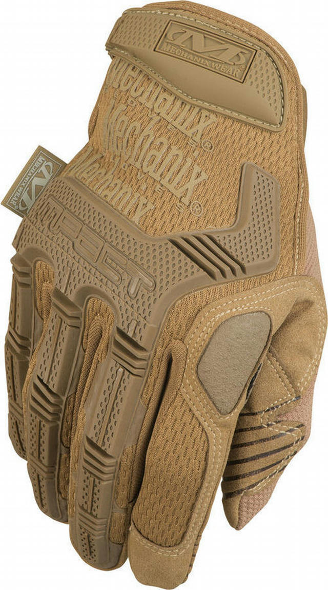 M-Pact Gloves Coyote Large