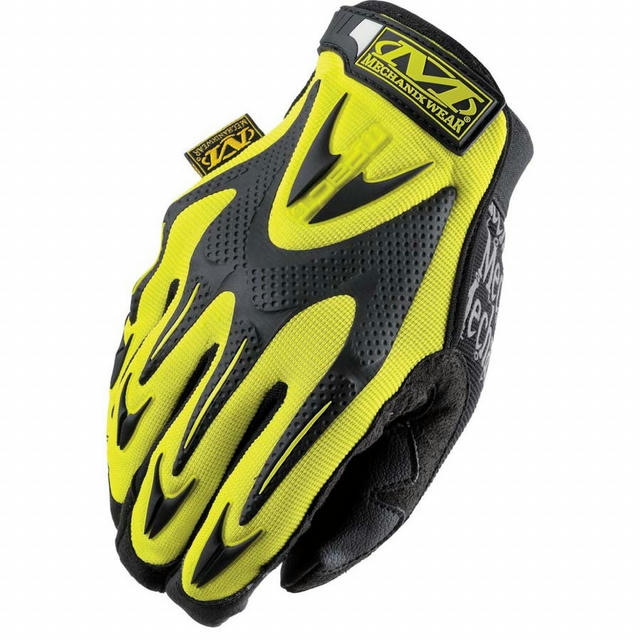 M-pact Gloves Yellow Xl