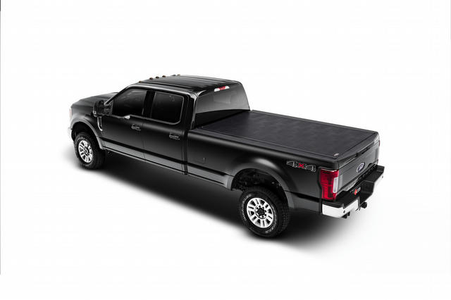 Revolver X2 17-   Ford F250 8ft Bed Tonneau