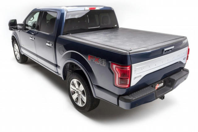 Revolver X2 Bed Cover 21-  Ford F150 5.5ft Bed