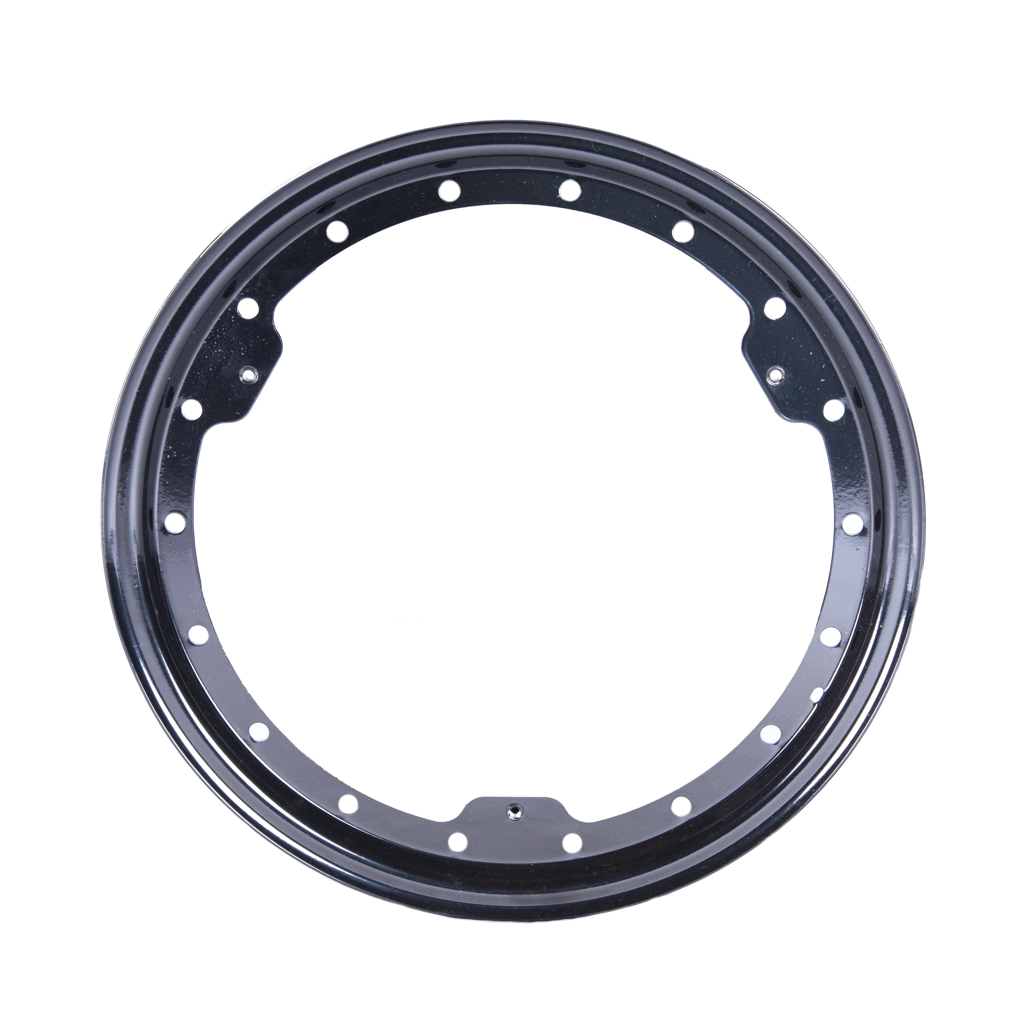 Beadlock Ring New Style Black 15in