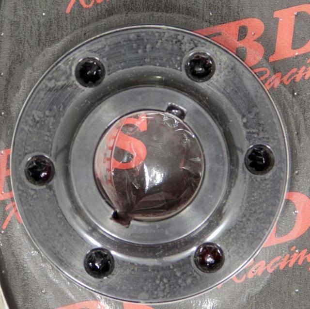 Steel Crank Hub BBF 390-460