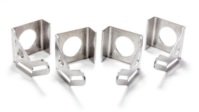 Alum. Fan Brackets For Dual Core Radiators