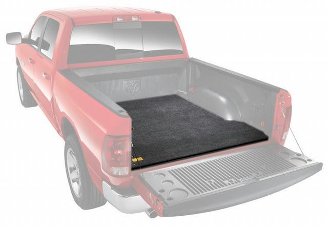 Bedrug Bed Mat 17- Ford F250 6.5ft Bed