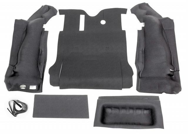 Bedtred 07-10 Jeep Wrangler JK Front Kit