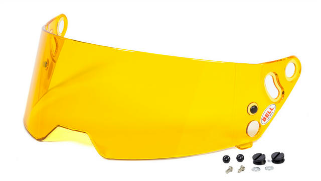 Amber Shield 289SRV 3mm Anti-Fog