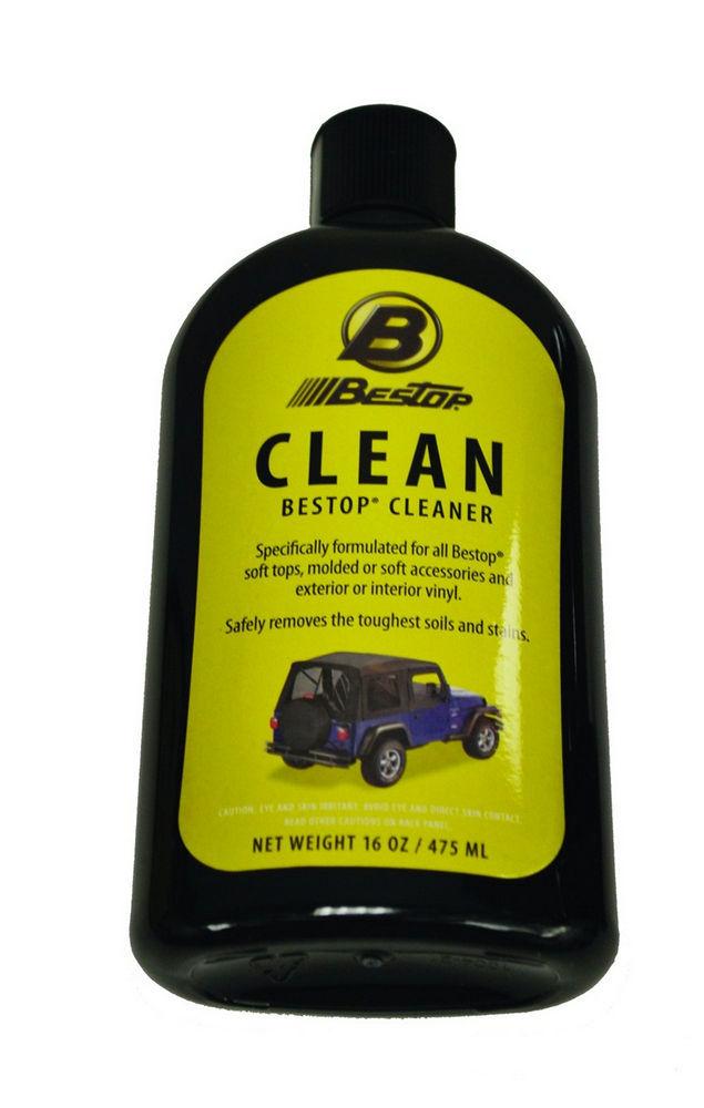 Bestop Cleaner 16oz