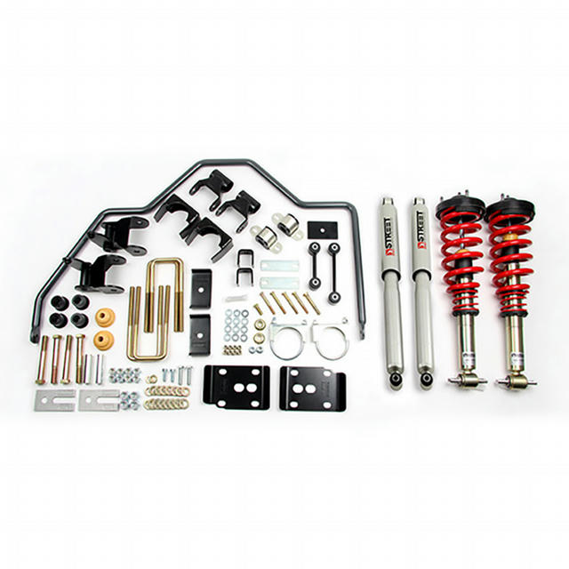 Performance Handling Kit 15-17 Ford F150 All Cabs