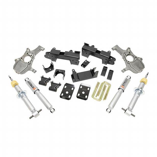 19-  GM P/U 1500 2WD Low ering Kit.