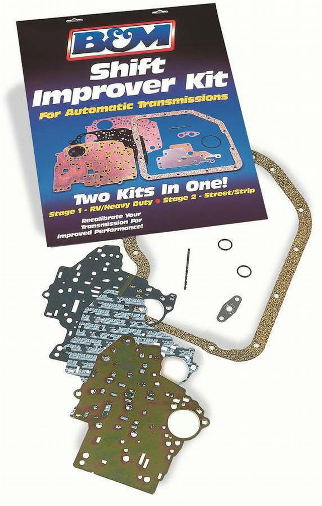 Shift Improver Kit 96-99 Ford 4R70W