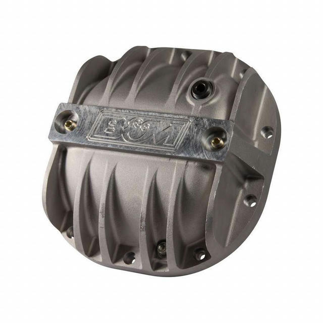Rear End Support Cover Ford 8.8 Cast Aluminum