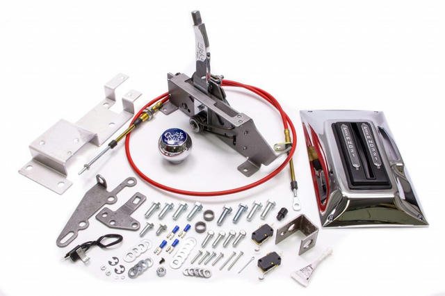 QuickSilver Shifter For 68-69 Camaro w/Console