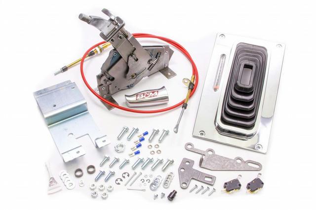 Mega Shifter For 68-69 Camaro w/Console