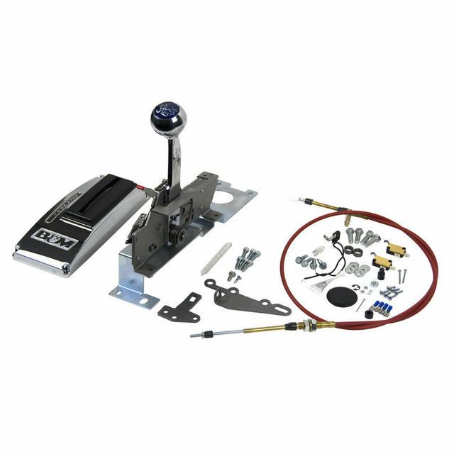 Quicksilver Automatic Shifter - Console Style