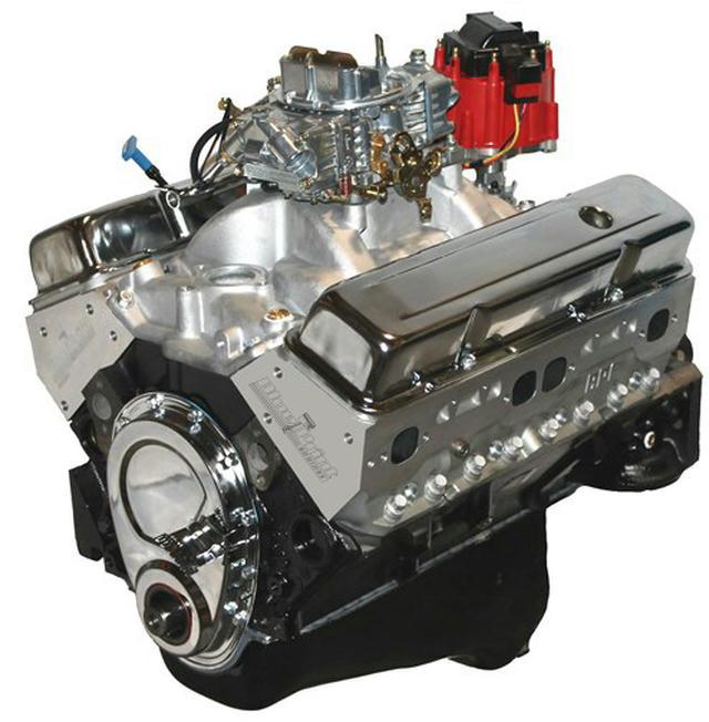 Crate Engine - SBC 383 430HP Dressed Model