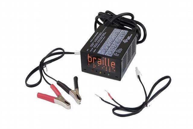 Electronic Batt Charger 2 amp