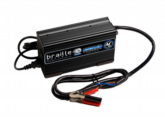 Lithium Battery Charger 25amp  Micro-Lite