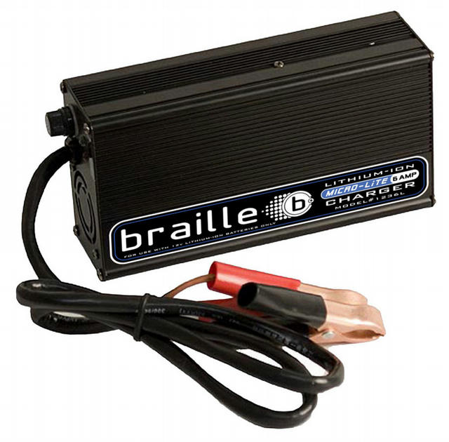 Lithium Battery Charger 6amp  Micro-Lite