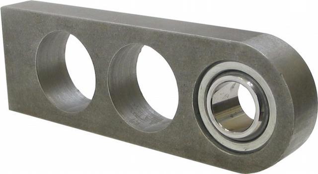 Steering Shaft Support 6 in Billet Steel Weld On