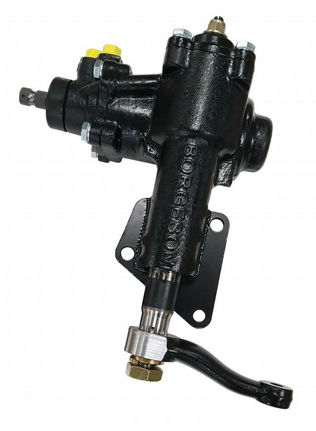 Power Steering Box 49-51 Mercury Cars