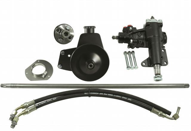 P/S Conversion Kit Fits 65-66 Mustang w/Manual