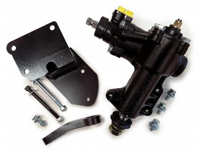 Power Steering Conversio n Kit 49-51 Ford Cars