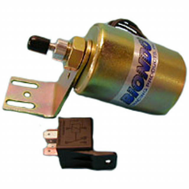 Electric Solenoid - Quarter Stick
