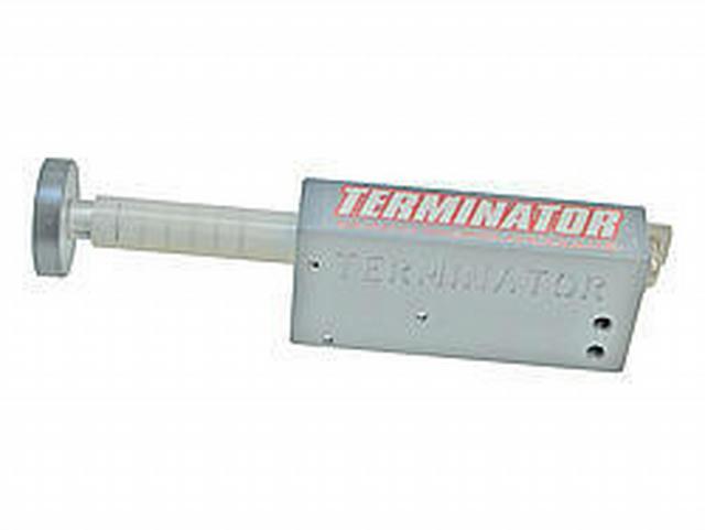The Terminator Trans Brake Button