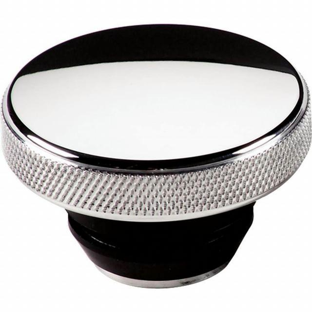 Push-On Oil Fill Cap Polished