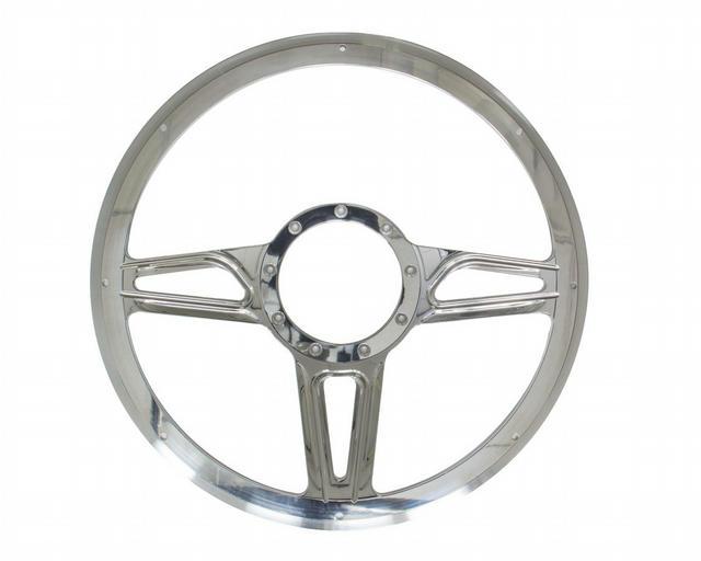 Steering Wheel Intercptr 14in Half Wrap