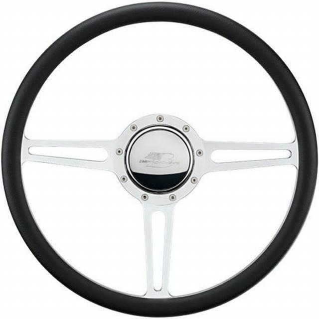 Steering Wheel 15.5in Split Spoke