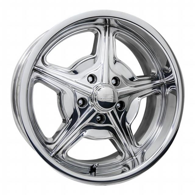 Speedway Wheel 18X9 5 x 4.75BC 4.5 Back Spac