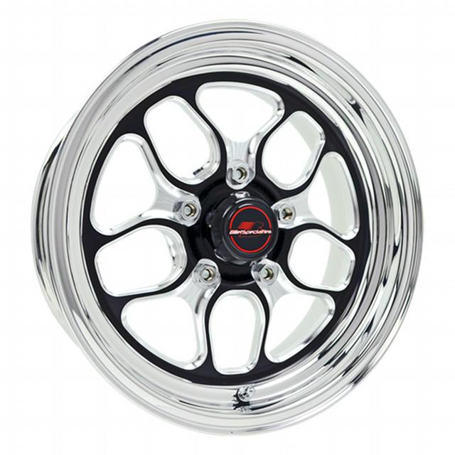 Win Lite Wheel Black 15 x 4 1.62 BS