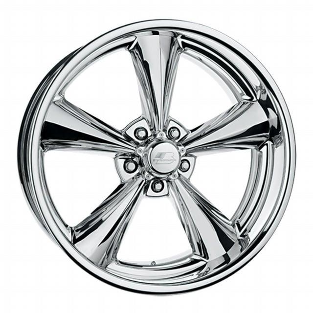 Mag Wheel 18x9 5x5 4in B.S.