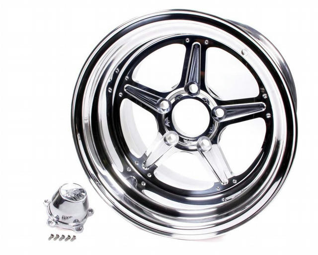 Street Lite Wheel 15x12 4.5 BS 5x4.75 BC