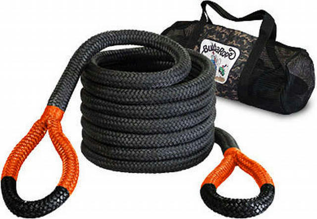 Big Bubba Rope 1-1/4in X 30ft Orange Eyes