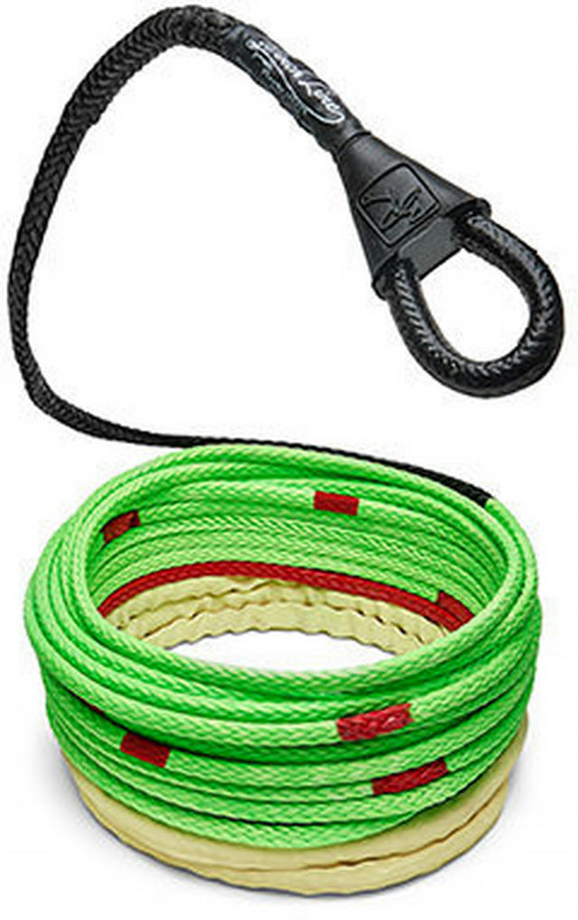 3/8in x 100ft Synthetic Winch Line