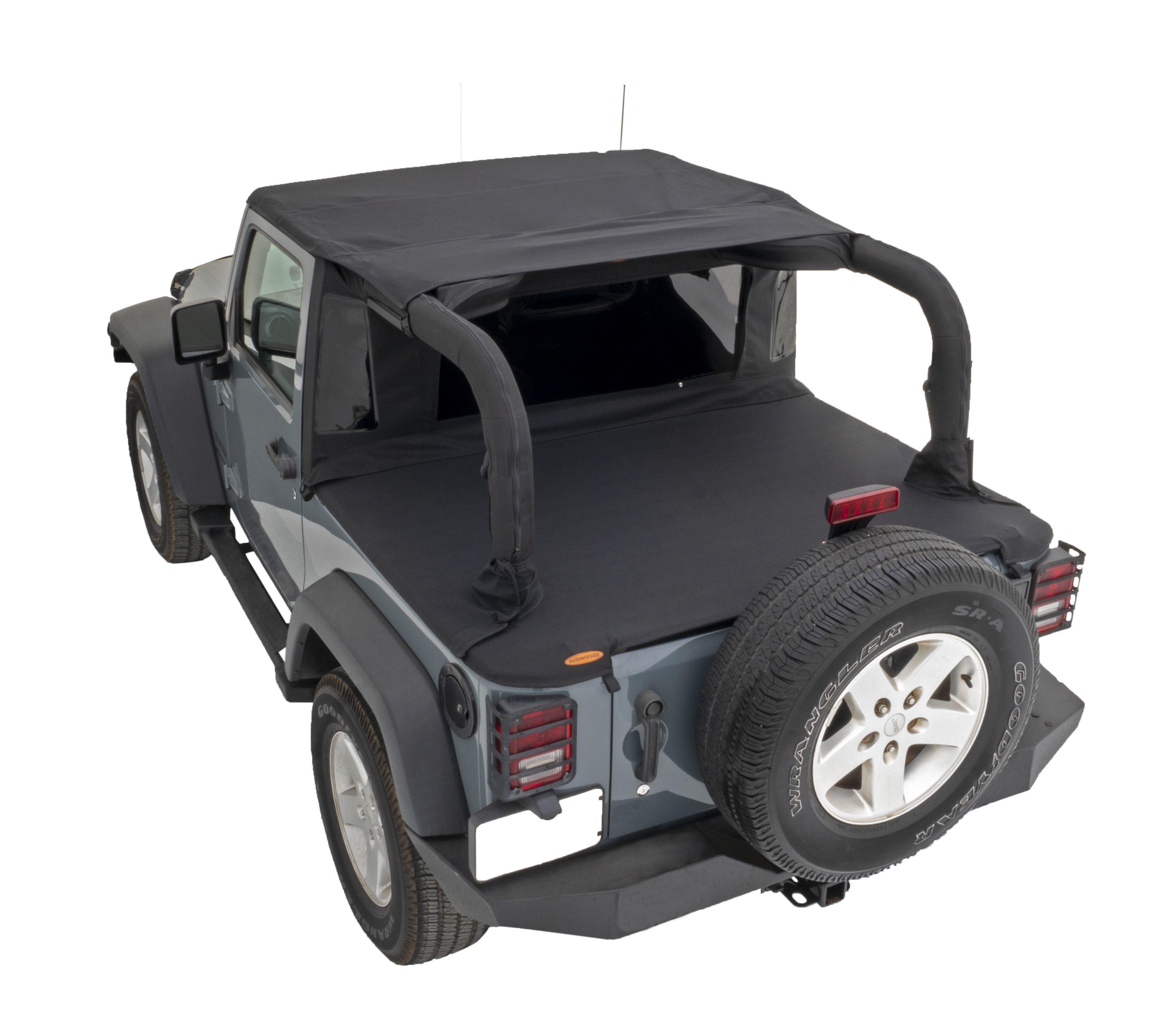 07-18 Jeep Wrangler JK 2Dr Trail Armor Soft Top