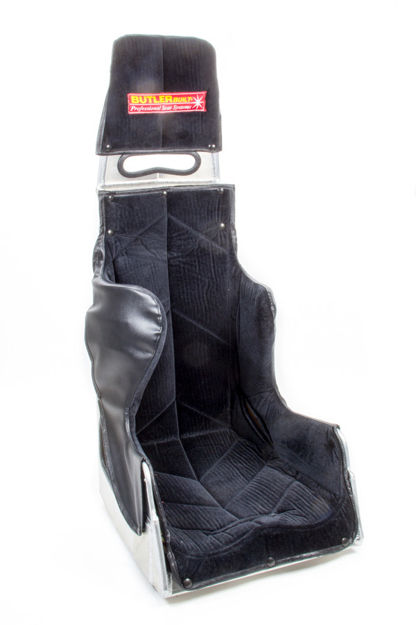 Seat Pro Sportsman Plus w/Hans Black Cover 17in
